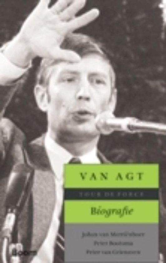 Van Agt Biografie - Johan van Merrienboer |