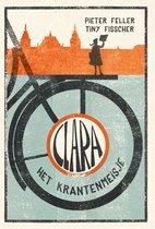 Clara het krantenmeisje