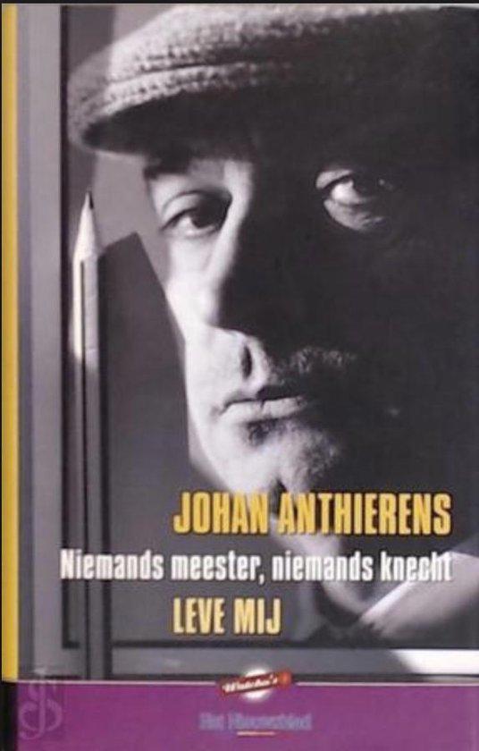 Leve mij - Johan Anthierens | Readingchampions.org.uk