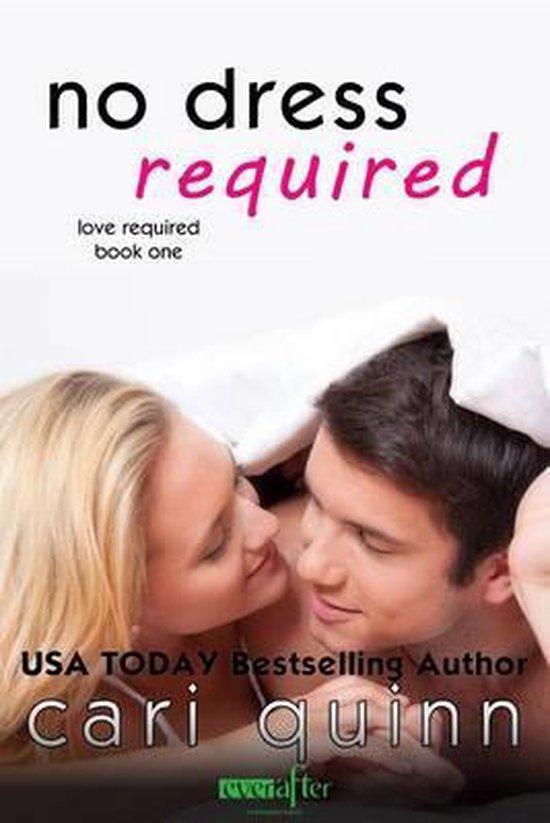 Boek cover No Dress Required van Cari Quinn