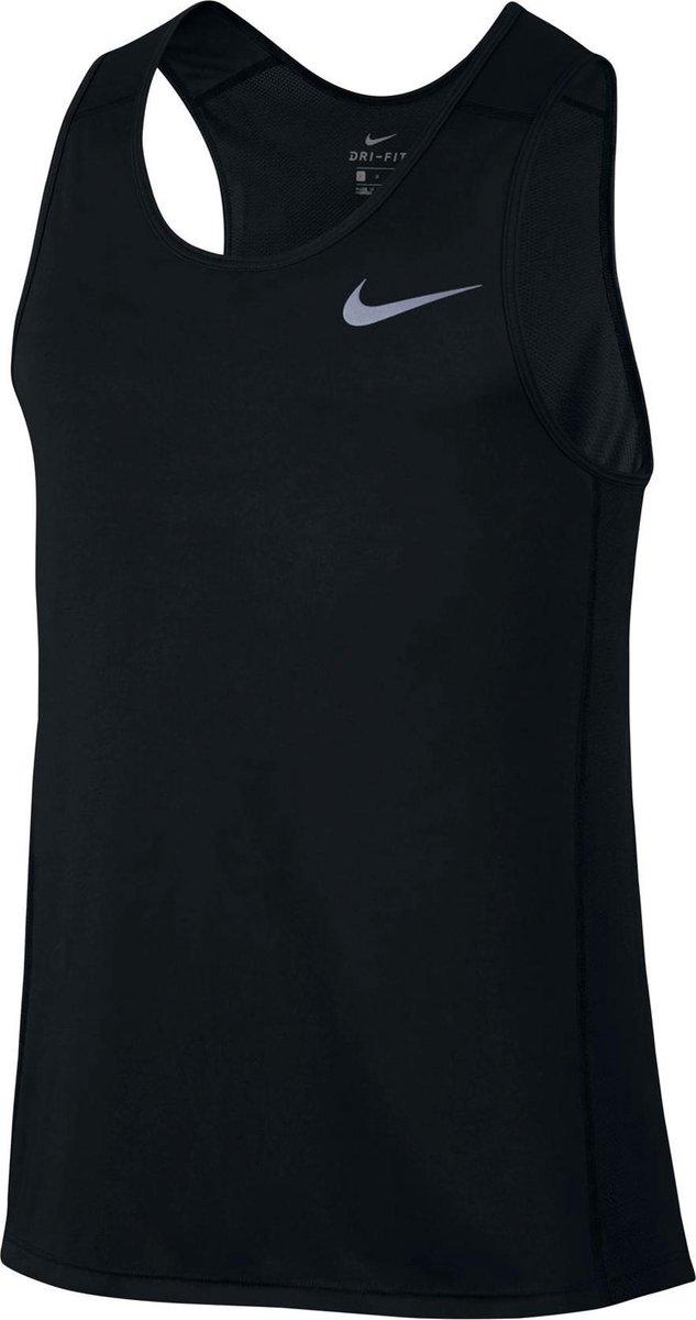 | Nike Dry Miler Hardloop Tanktop Heren Sporttop