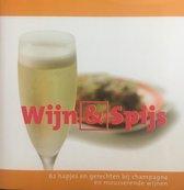 Wijn en spijs champagne