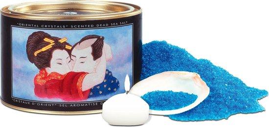 Shunga Oriental Crystals Badzout Dead Sea Salt