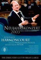 Wiener Philharmoniker - Dvd Neujahrskonzert 2003 Pal