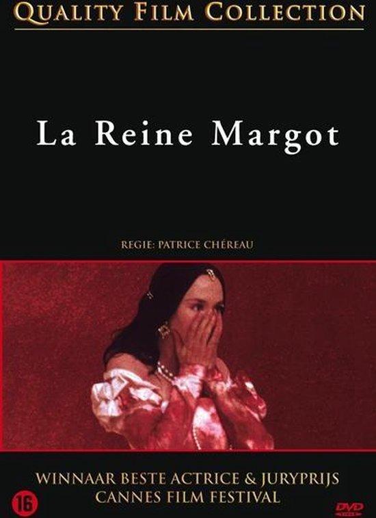 Cover van de film 'La Reine Margot'