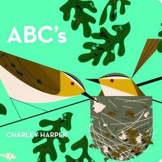 Charley Harper ABC's Skinny Version