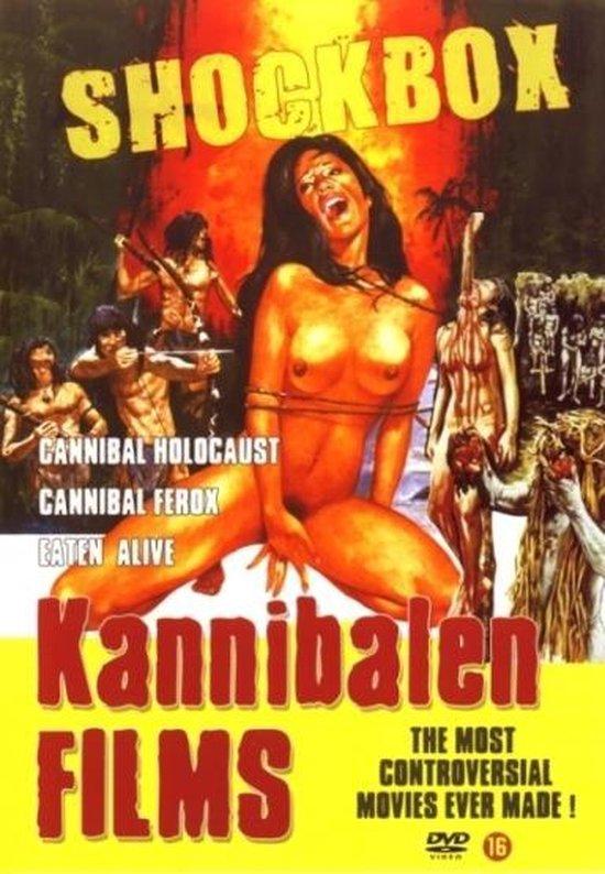 Cover van de film 'Kannibalen Boxset'