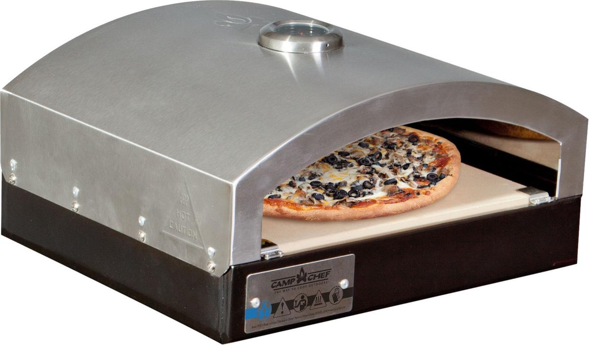 Pizza Box Buschbeck /Camp Chef
