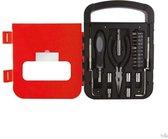 Gereedschapskoffer gevuld 22 Delig - Bitset - reparatiekit - Precisieschroevendraaiers - Multischroevendraaier - Doppen - Bits PH en Torx- Adapter - Inbussleutels - Tinker A kwaliteit