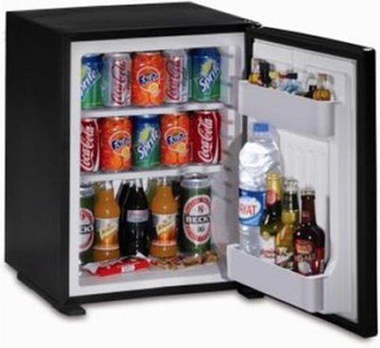 Koelkast: Technomax F40E absorptie koelkast (40 liter), van het merk Technomax