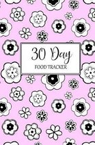 30 Day Food Tracker