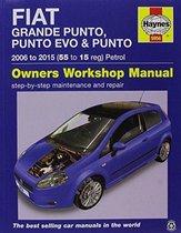 Fiat Grande Punto, Punto Evo & Punto Petrol ('06-'15) 55 To 15