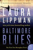 Omslag Baltimore Blues