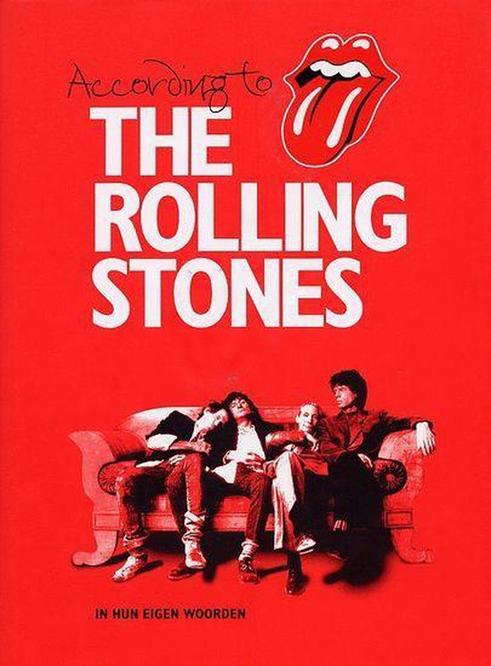 According To The Rolling Stones - Mick Jagger | Fthsonline.com