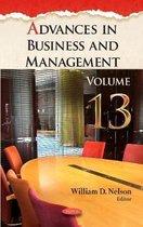 Advances in Business & Management