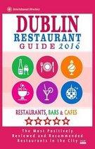 Dublin Restaurant Guide 2016