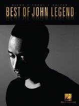 Boek cover Best of John Legend Songbook van Legend, John