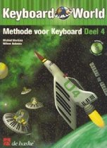 Keyboard World - Deel 4 - Boek met Cd