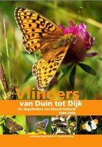 Vlinders van Duin tot Dijk. De dagvlinders van Noord-Holland 2000-2009