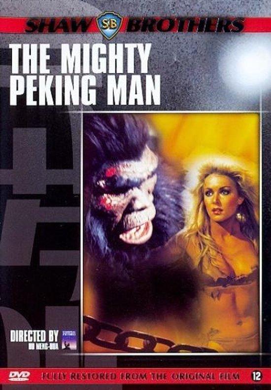 Cover van de film 'Mighty Peking Man'