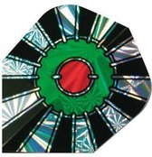 Harrows darts Flight 1617 hologram dartsbull