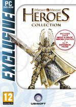 Heroes of Might and Magic Complete Deel 1 t/m 5 + Alle Add-Ons