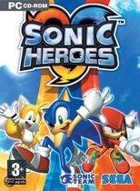 Sonic Heroes - Windows