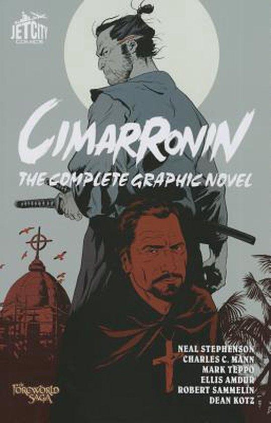Boek cover Cimarronin van Neal Stephenson (Paperback)