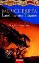 Boek cover Land meiner Träume van Merice Briffa