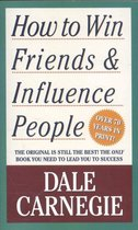 Boekomslag van 'How to Win Friends and Influence People'
