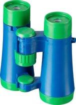 Bresser Junior Verrekijker - Blauw/groen - 4x30