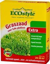 ECOstyle Graszaad-Extra - 500 g - gazonherstel droogteschade kale plekken - 20 tot 40 m2