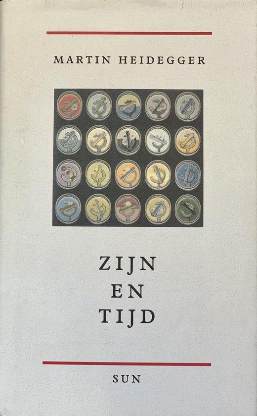 Boek cover Zijn en tijd van M. Heidegger (Hardcover)