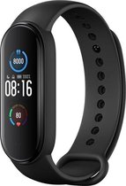 Smartwatch Stappenteller - Sport horloge - Activity Tracker - Bloeddrukmeter - Hartslagmeter - Afstandmeter - Calorieënteller - Fitness Tracker - Zuurstofmeter - Alternatieve Fitbit- Kleur Zwart - Cadeau - Gratis verzending