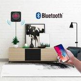Moderne multifunctionele Cd-speler - Draagbaar - Afstandsbediening -  Bluetooth - Radio - Beschermkap - Inclusief standaard - DVD - Kinderen - Cd's -