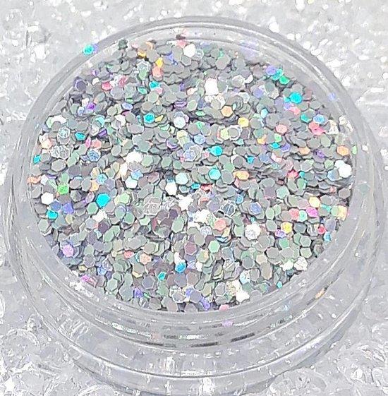 PaintGlow Bio Degradable Chunky Glitters Moonstone