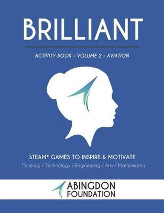 Brilliant Activity Book Volume 2- Aviation