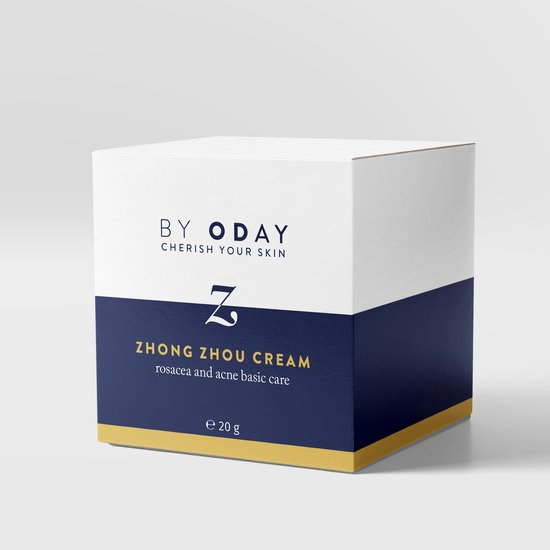 By Oday | Rosacea and acne basic care cream