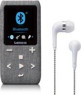 Lenco Xemio-861GY - MP3-speler met Bluetooth en 8