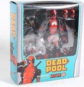 Deadpool speelgoed - Marvel Avengers - Marvel Legends - Marvel Speelgoed - Speelgoed Jongens - Superhelden Speelgoed - 16Cm