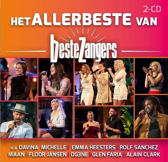 CD cover van Het Allerbeste Van Beste Zangers van De Beste Zangers