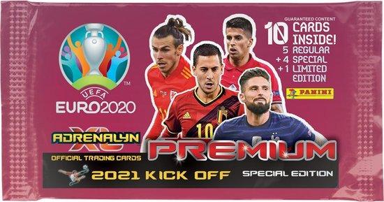 Afbeelding van het spel Adrenalyn XL 2021 Kick Off Premium Packet
