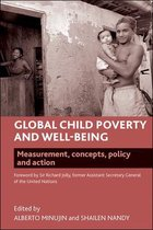 Omslag Global Child Poverty and Well-Being