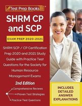 SHRM CP and SCP Exam Prep 2020-2021