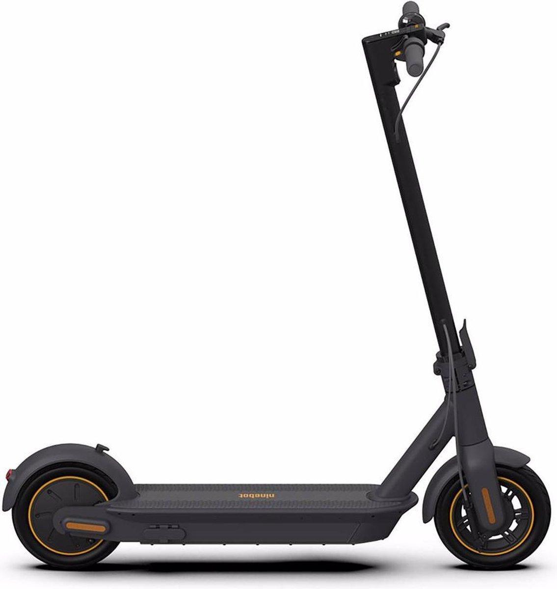 Segway-Ninebot KickScooter MAX G30 | Maximale Snelheid 30km/u | 65km Actieradius | Elektrische Step | Opvouwbaar | E-Step