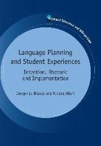 Language Planning and Student Experiences