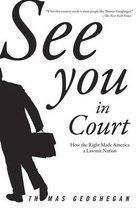 Boek cover See You In Court van Thomas Geoghegan