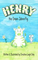 Henry the Green Zebra-Pig