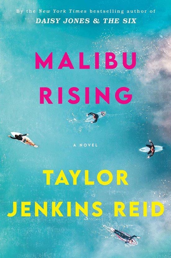 Boek cover Malibu Rising van Taylor Jenkins Reid (Paperback)
