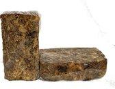 African Black soap - Organisch Afrikaanse zwarte zeep 200g - Body - Face - Hair   100% Natural